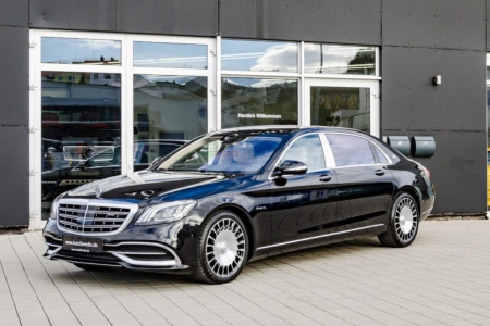 Mercedes Maybach S 560 2020
